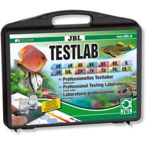 testlab aquarium JBL